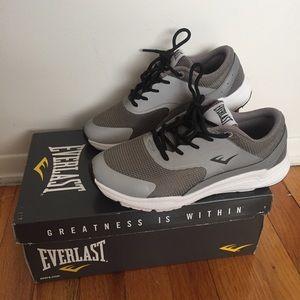 👟 NIB Everlast Women's Gray Sneakers